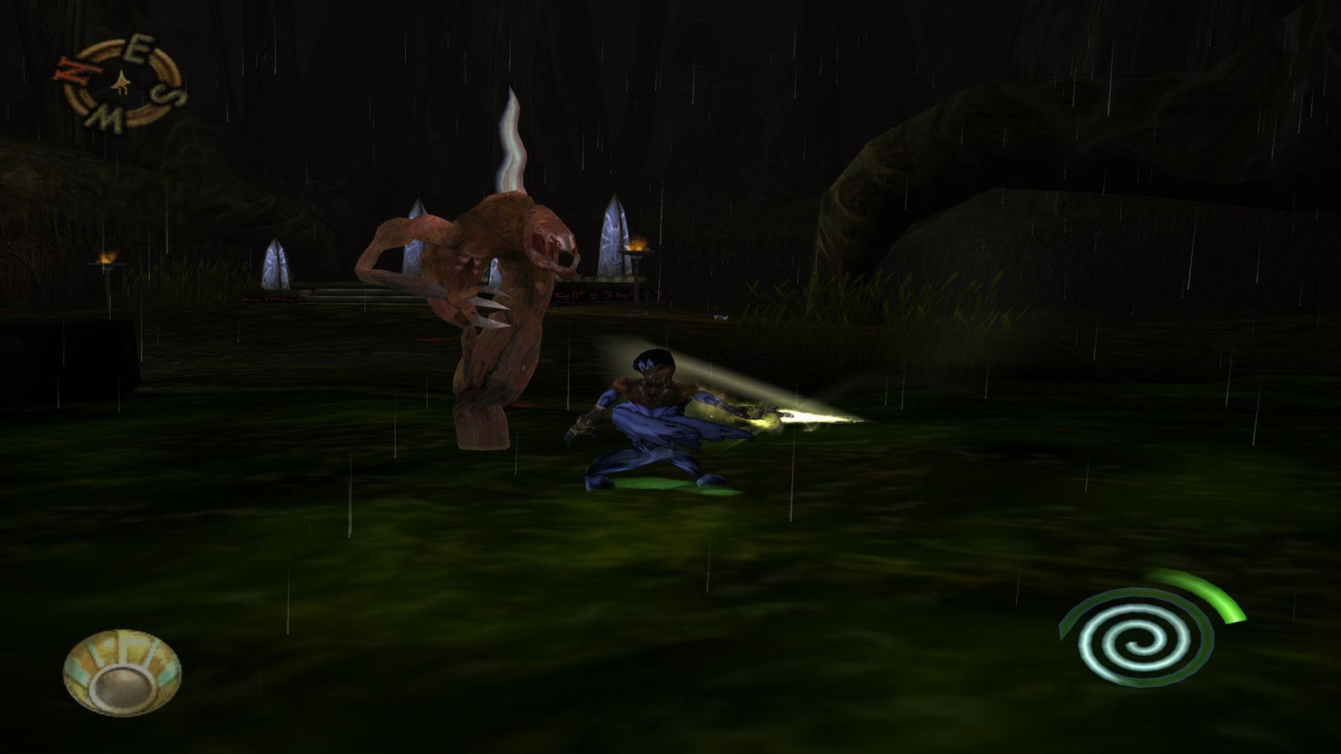 Legacy of Kain: Soul Reaver 2 Captura 3