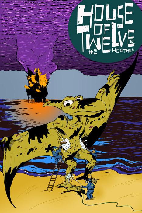 House of Twelve Monthly #1-4 + Extra (2006-2011)