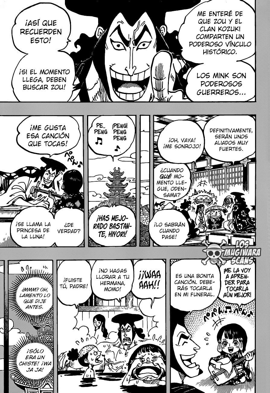 One Piece Manga 973 [Español] [Mugiwara Scans] 6WQKNW7Z_o