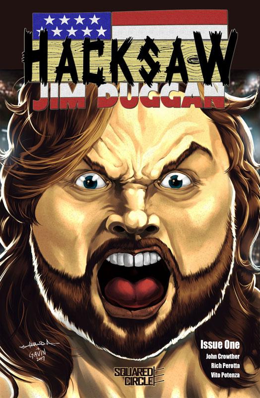 Hacksaw Jim Duggan #1-2 (2020)