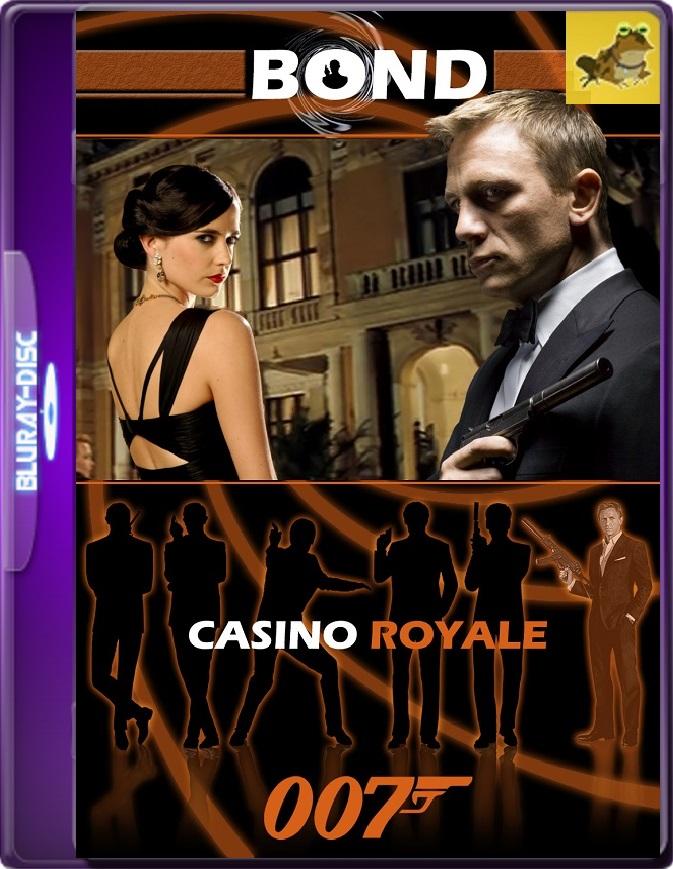 007: Casino Royale (2006) Brrip 1080p (60 FPS) Latino / Inglés