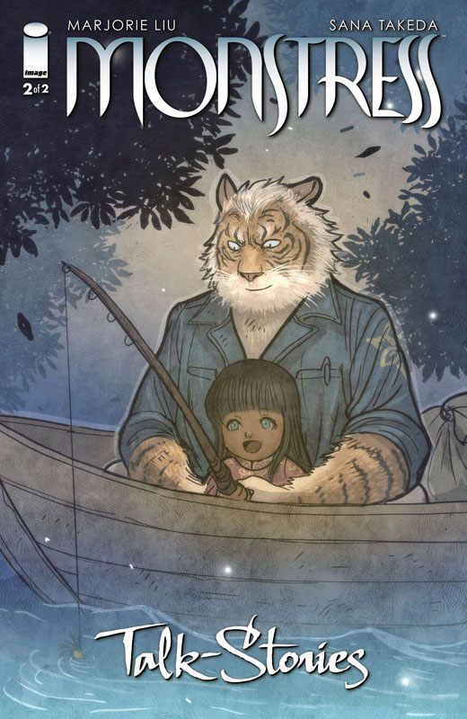 Monstress - Talk Stories 01-02 (2020) Complete