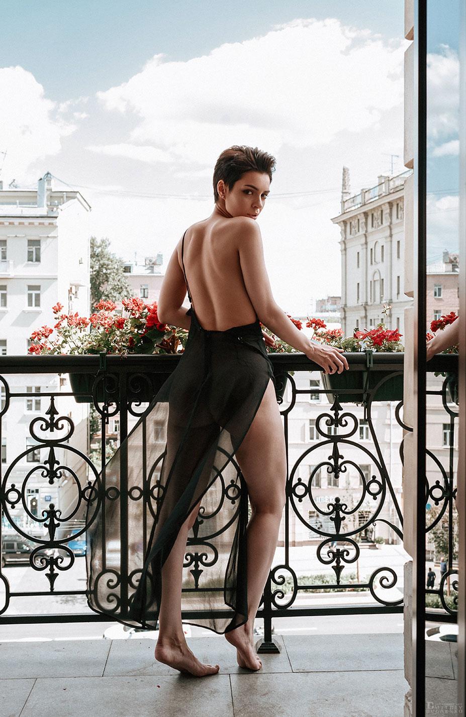 Сексуальная и почти голая Таня Фрост / фото 06