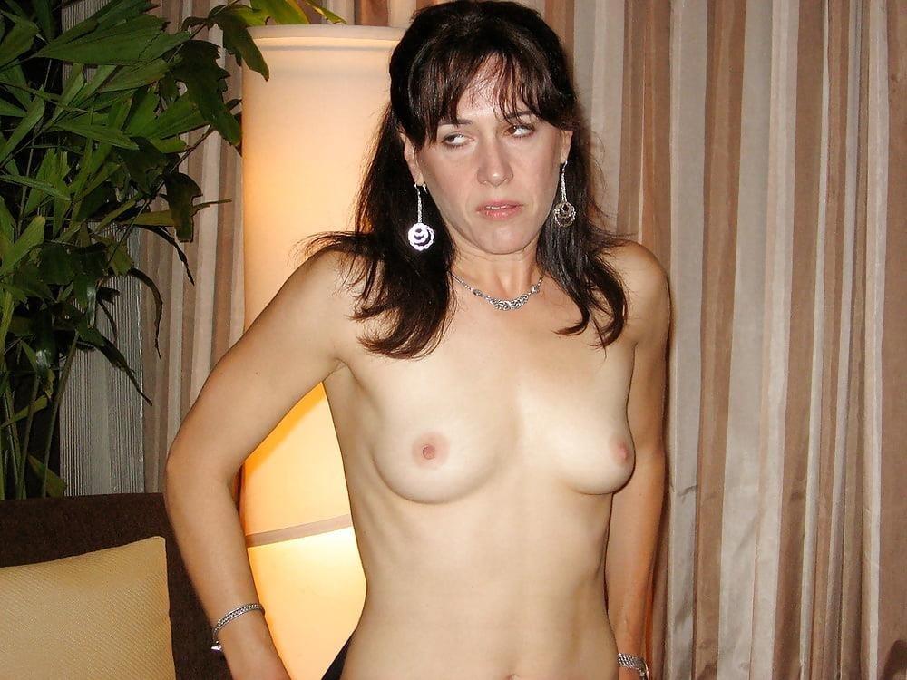 Hairy nude older women-9378