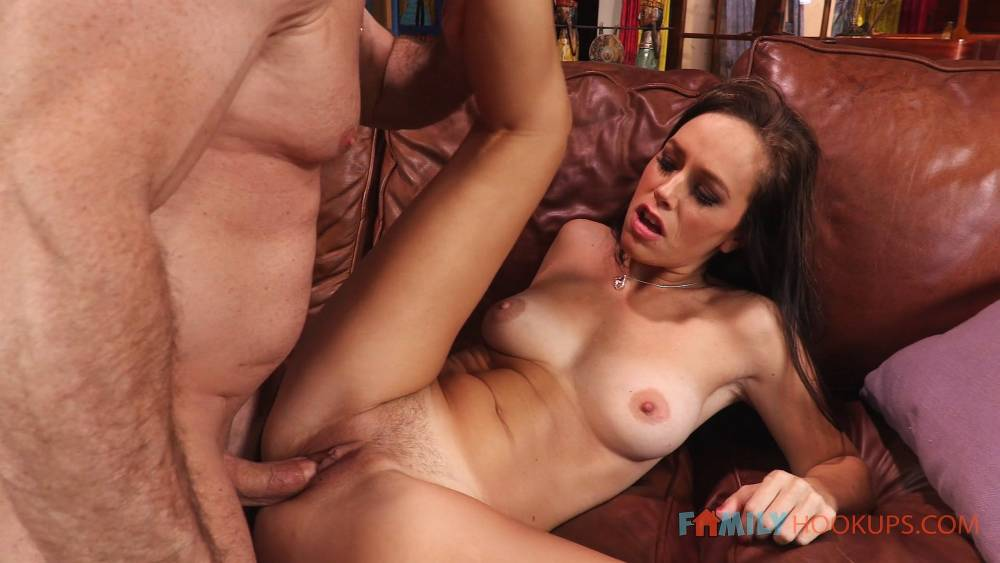 Alana Cruise – Alana Has Sex With Her Brother In-Law To Help Contribute – Family Hookups