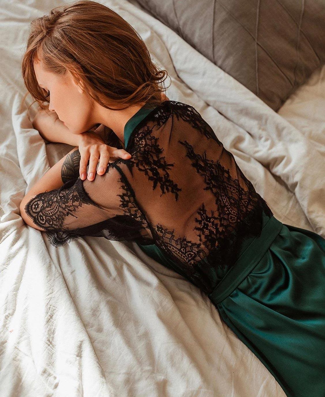 Анастасия Щеглова в нижнем белье торговой марки MissX / фото 43