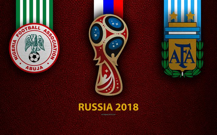 Descargar partido Nigeria vs Argentina mundial 2018