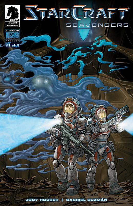 StarCraft - Scavengers #1-2 (2018)