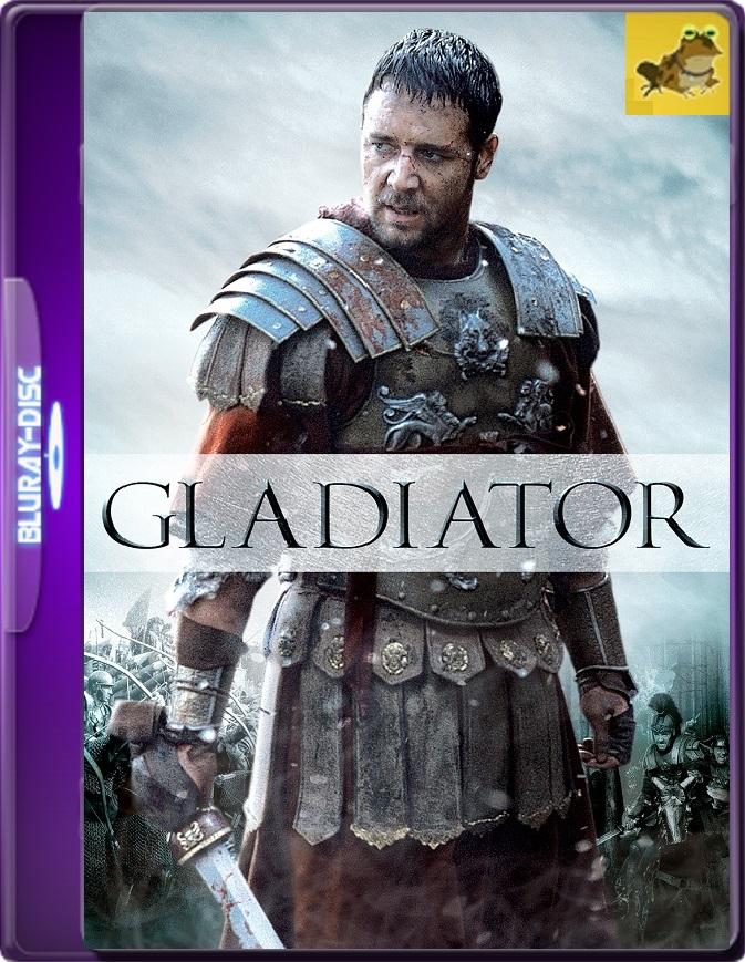 Gladiador (2000) Brrip 1080p (60 FPS) Latino / Inglés