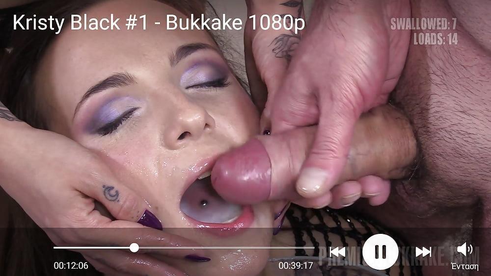 Black bukkake gay-2790