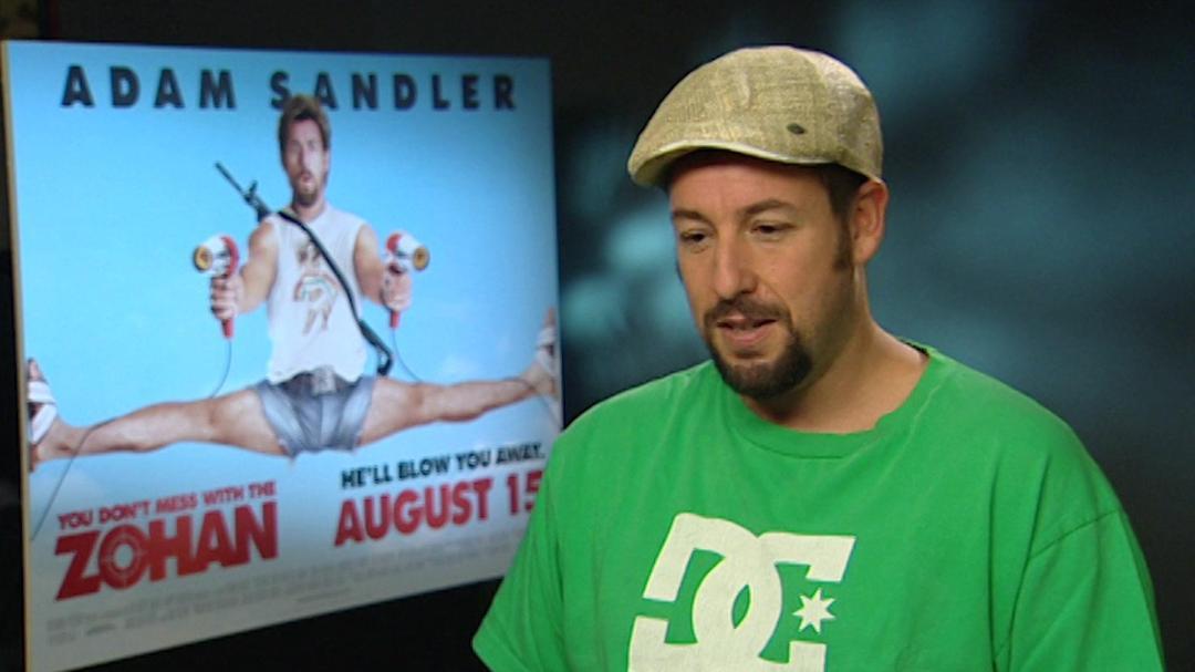 Adam Sandler Funny Guy 2020 1080p WEB h264-ASCENDANCE