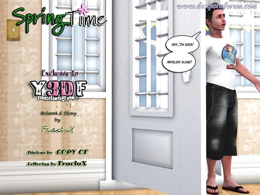 Spanking sex comics-9822