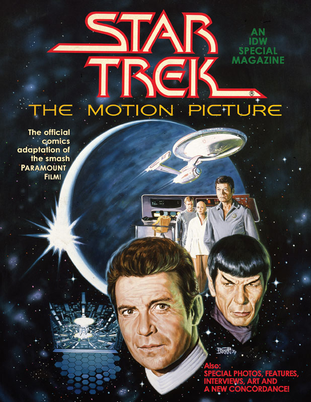 Star Trek - The Motion Picture Facsimile Edition (2019)