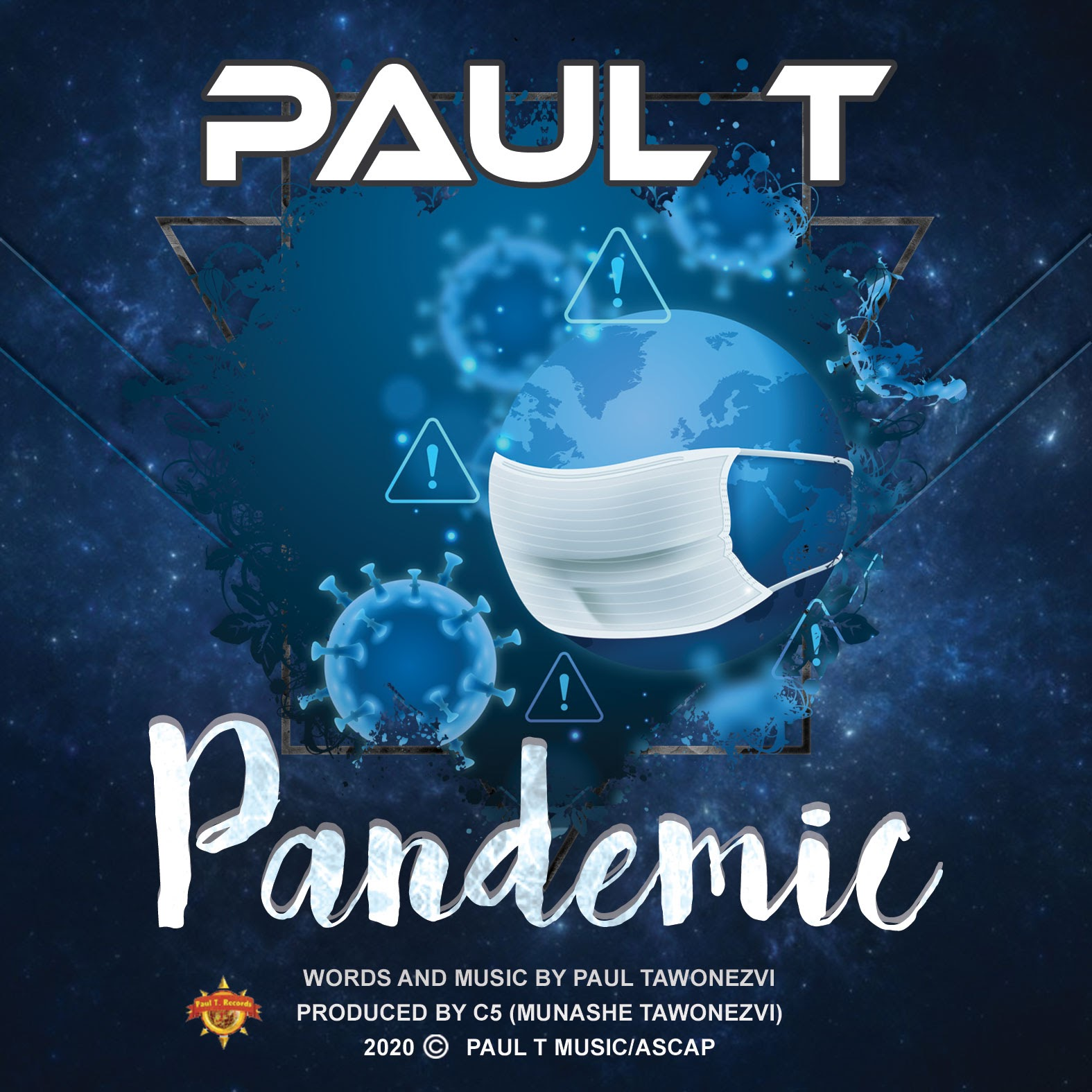 Pandemic by Paul Tawonezwi