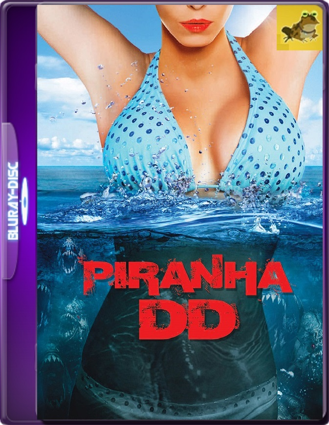 Piraña 3DD (2012) Brrip 1080p (60 FPS) Latino / Inglés