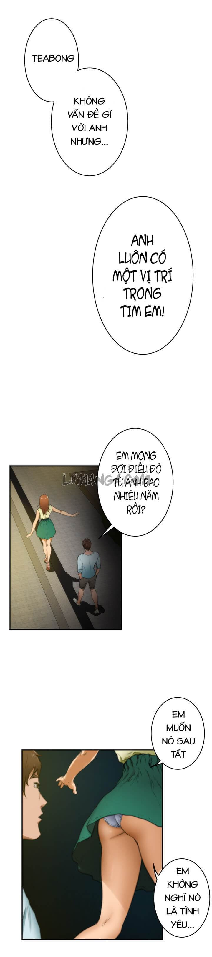 H-Mate Chapter 18 - Trang 11