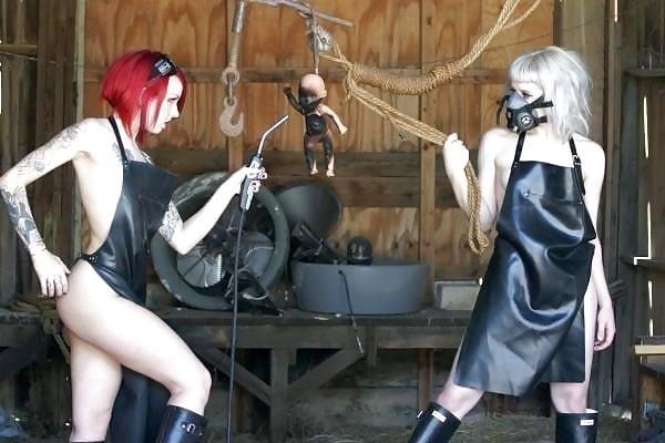 Latex bondage slave tumblr-9723