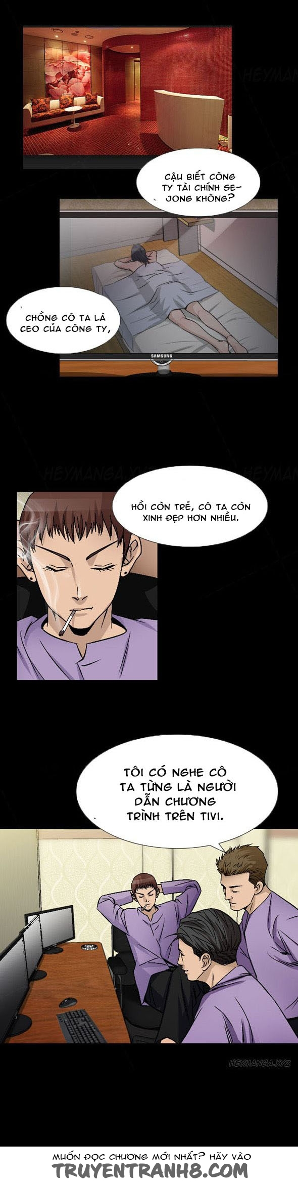 The Taste Of The Hand Chapter 74 - Trang 14