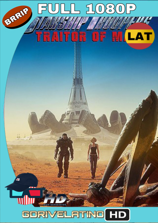 Starship Troopers Traidores De Marte (2017) BRRip Full 1080p Audio Trial Latino-Castellano-Ingles MKV