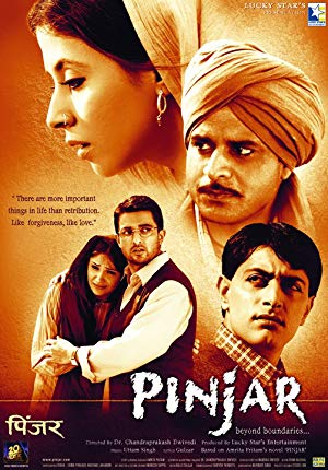 Pinjar 2003 WebRip Hindi 720p x264 AAC ESub - mkvCinemas