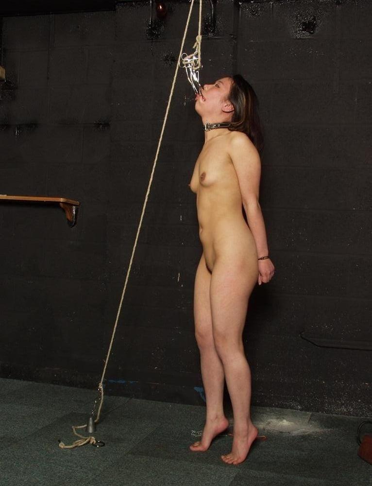 Asian bondage bukkake-8189