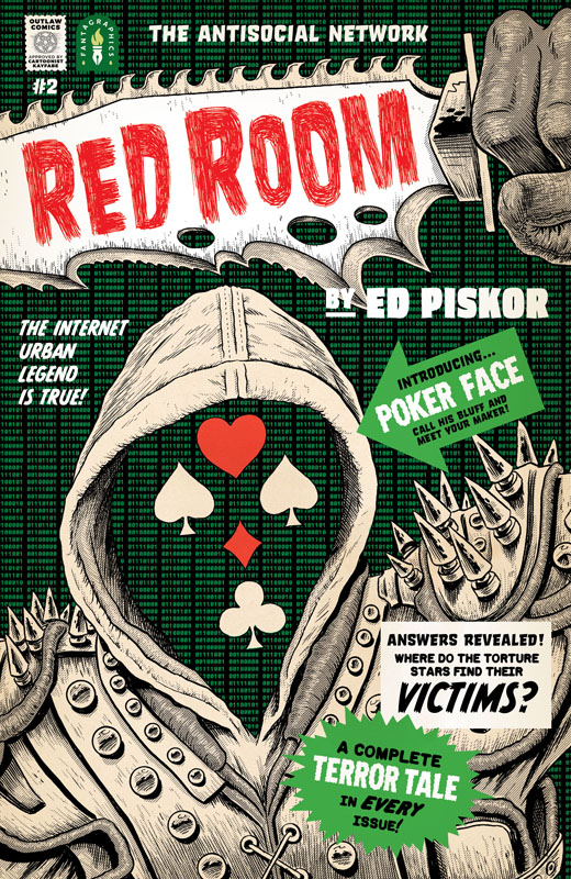 Red Room #1-4 (2021)