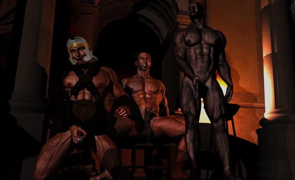 Roman slave xxx-2743