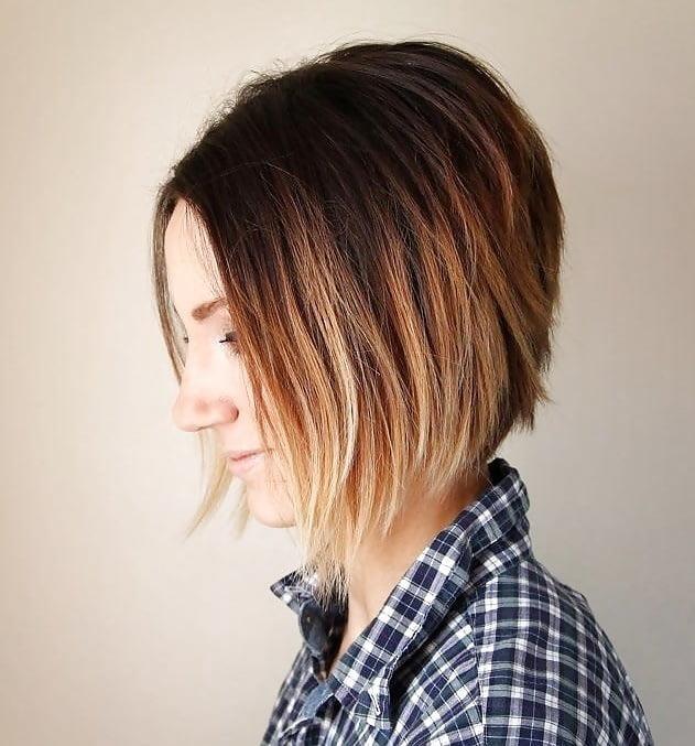 Short bob haircut black girl-3830