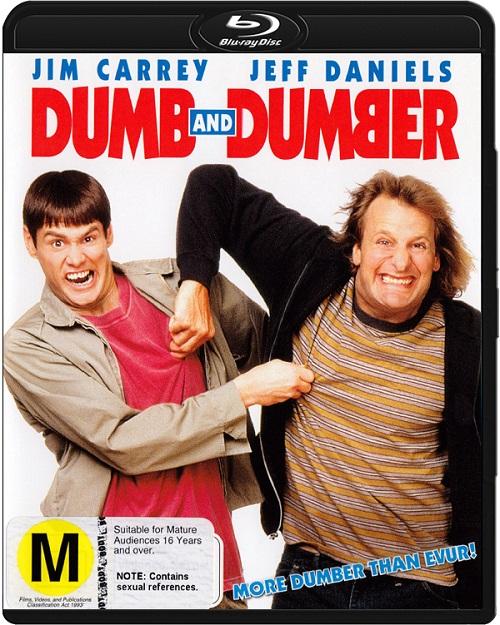 Głupi i głupszy / Dumb & Dumber (1994) UNRATED.MULTi.1080p.BluRay.x264.AC3-DENDA / LEKTOR i NAPISY PL