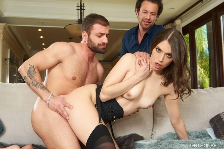 Izzy Lush, Jason Moody, Brad Newman – Hotwifing Sex Tribe 1 – Penthouse