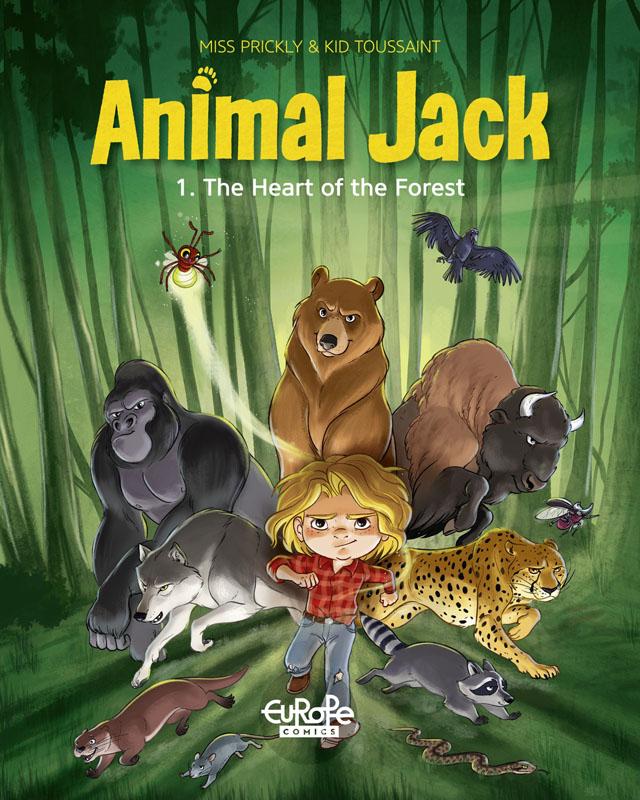 Animal Jack 01-02 (2019)