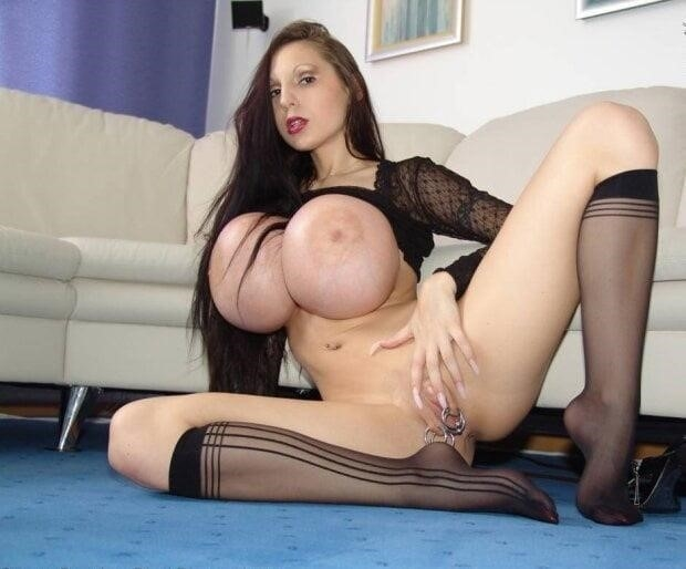 Penelope black diamond feet-5740