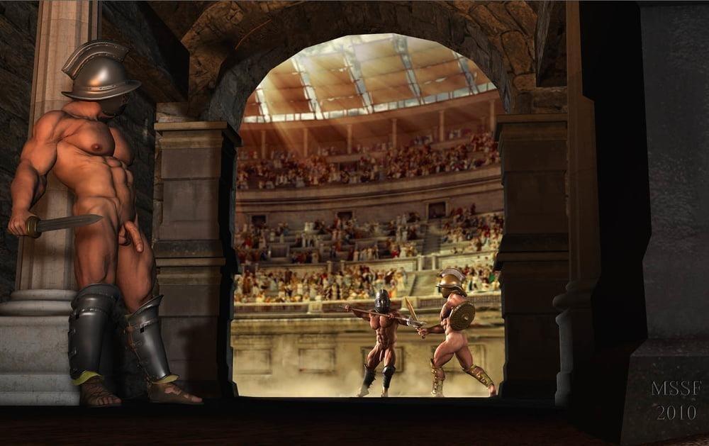Roman slave xxx-7210
