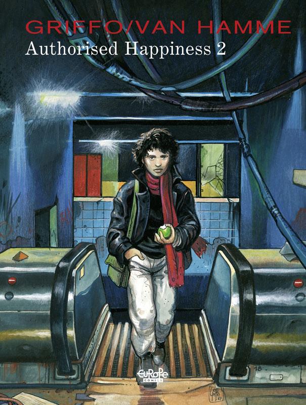 Authorised Happiness #1-2 (2019)