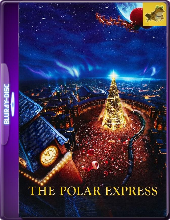 El Expreso Polar (2004) Brrip 1080p (60 FPS) Latino / Inglés