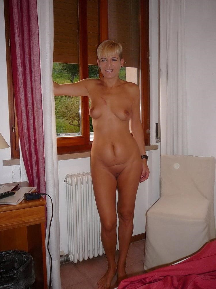 Wife naked in public-9196