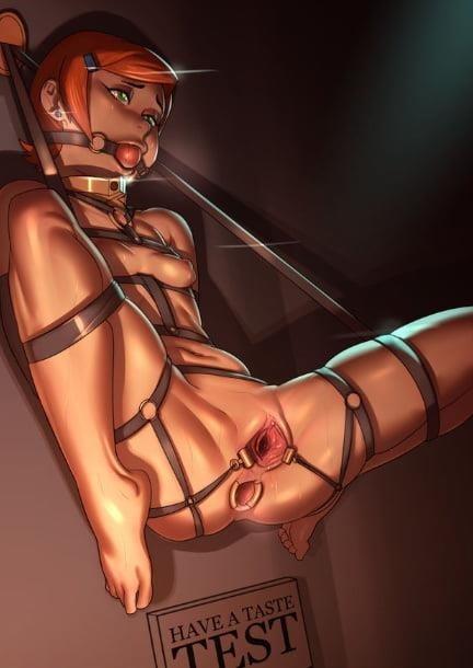 Hentai bondage porn-1330