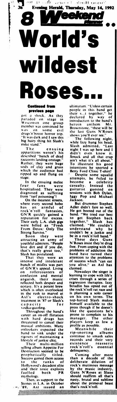 1992.05.16 - Slane Castle, Slane, Ireland ItxUBEmb_o