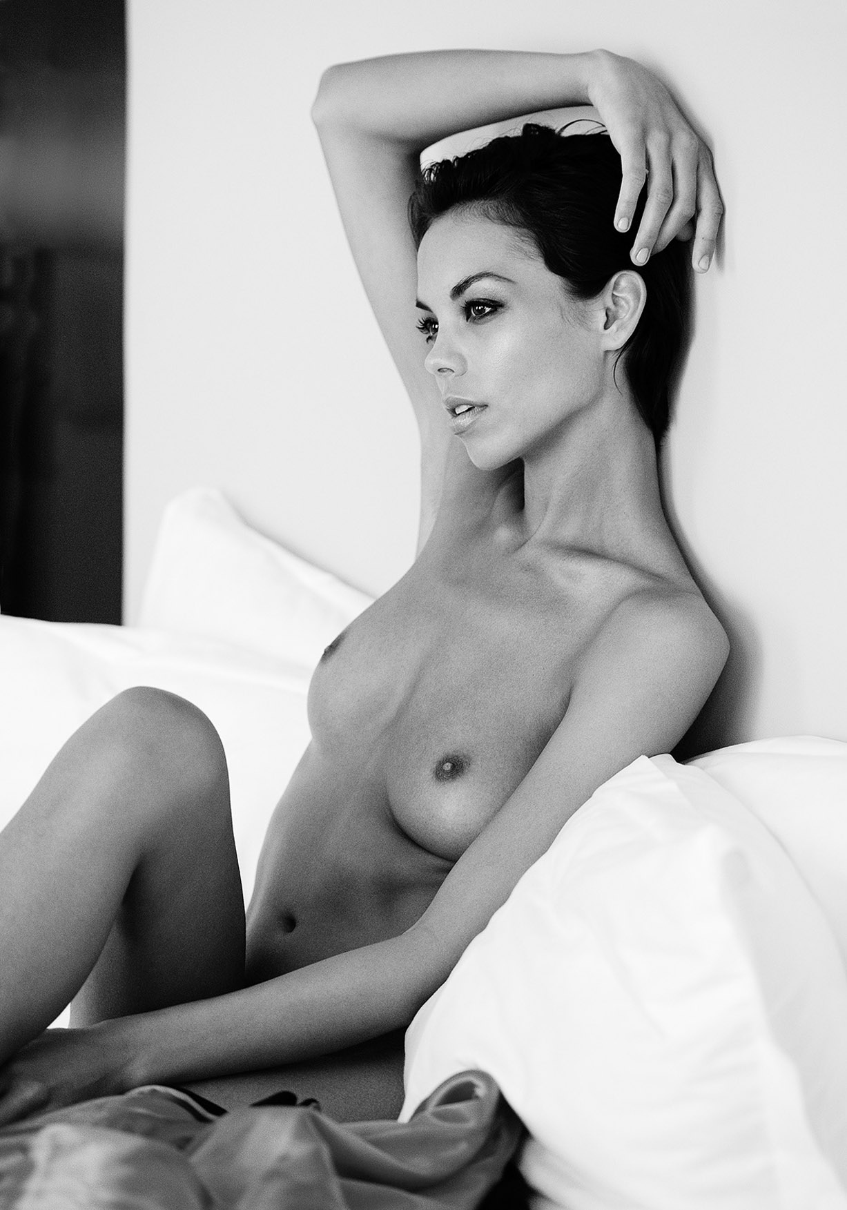 The Book / nude photo by Martin Wieland