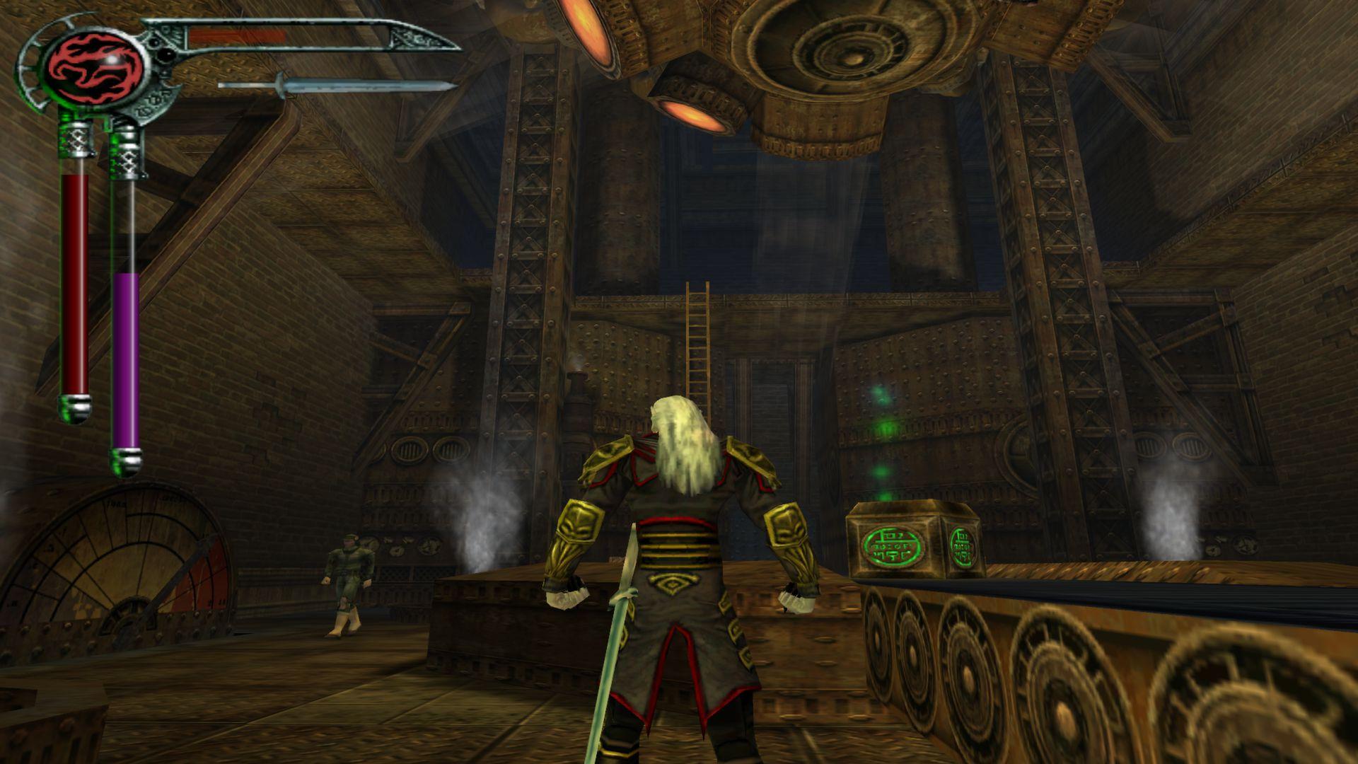 Legacy of Kain: Blood Omen 2 Captura 2
