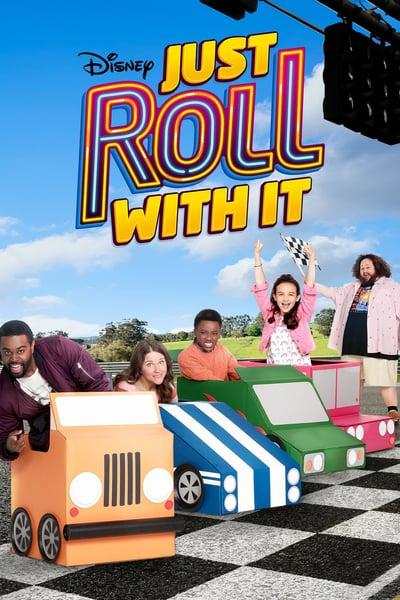 Just Roll With It S02E14 Warlock World War of the Warlocks 720p HEVC x265