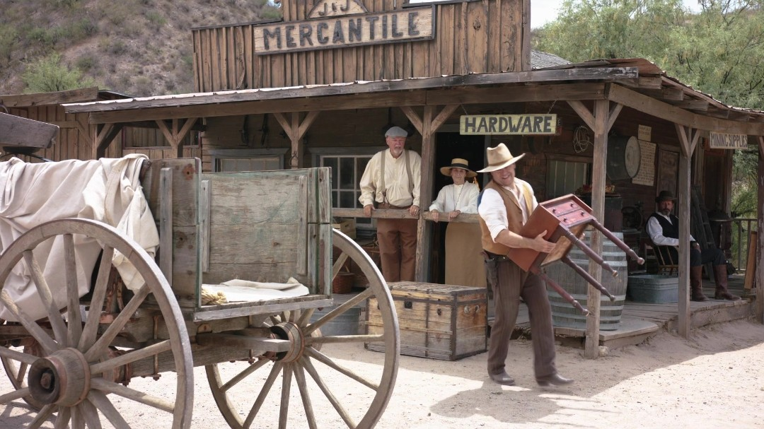 A Guide to Gunfighters of the Wild West 2021 1080p AMZN WEB-DL DDP2 0 H 264-EVO