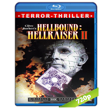 Hellraiser 2 Puerta Al Infierno (1988) BRRip 720p Audio Trial Latino-Castellano-Ingles 5.1