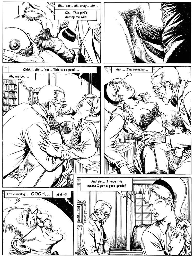 Black and white sex comics-7256