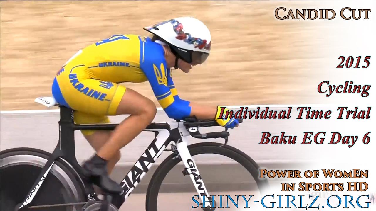 2015 – Cycling Individual Time Trial – Baku EG Day 6 – Candid Cut (1440p)