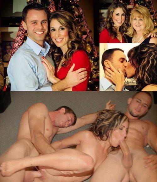 Husband and wife threesome homemade-4378