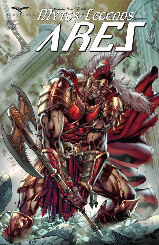 Grimm Fairy Tales Myths & Legends Quarterly - Ares (2020)