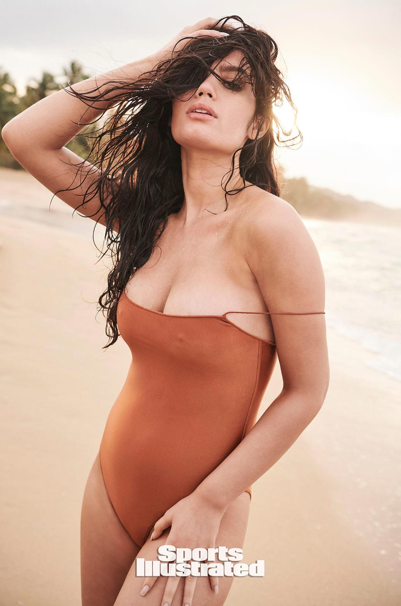 Энн де Паула в каталоге купальников Sports Illustrated Swimsuit 2020 / фото 23