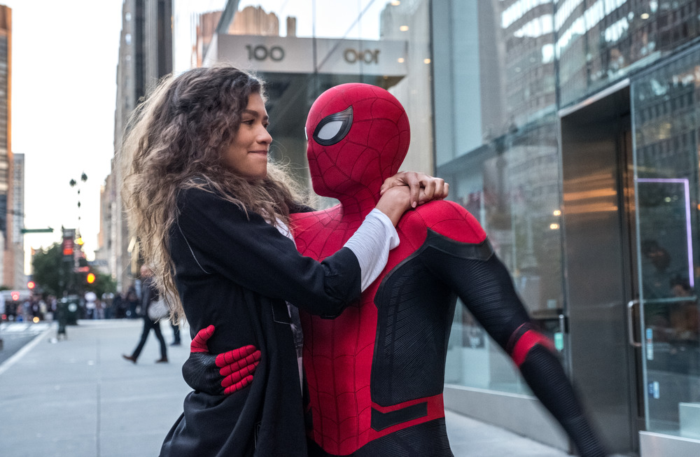 Spider Man Far From Home Swings To 45 3 Million Second Weekend