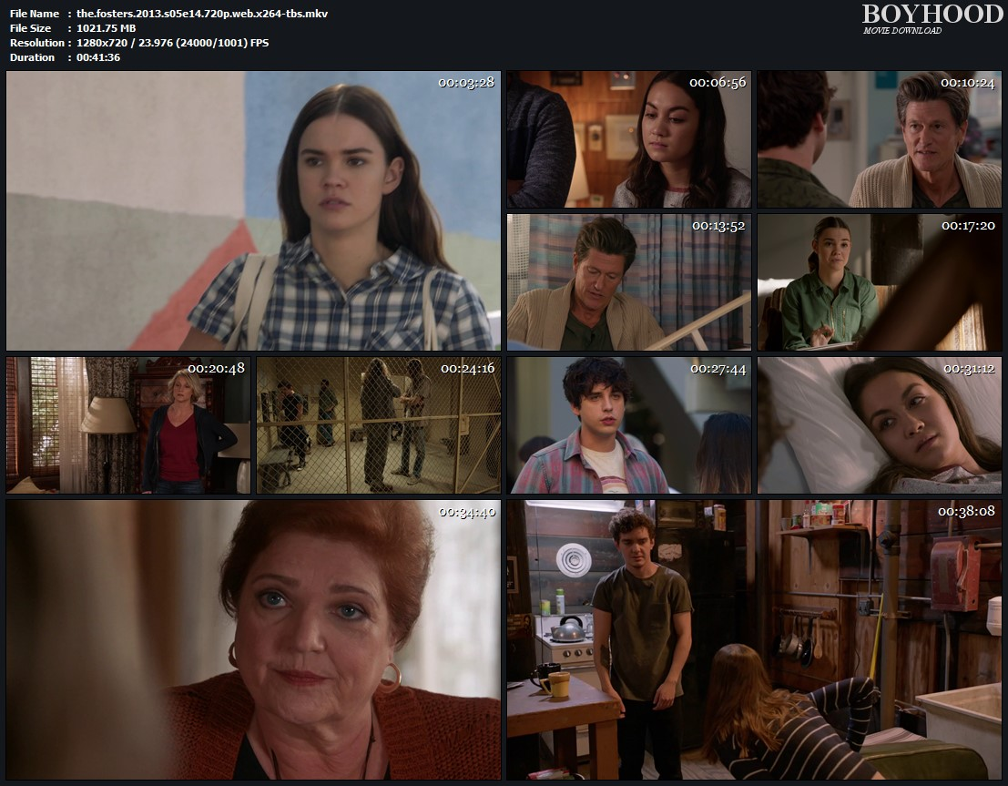 The Fosters 2013 s05e14